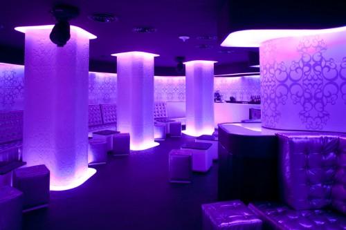 Lucrari de referinta Sistem de iluminare - Club Shade CARALUX - Poza 14