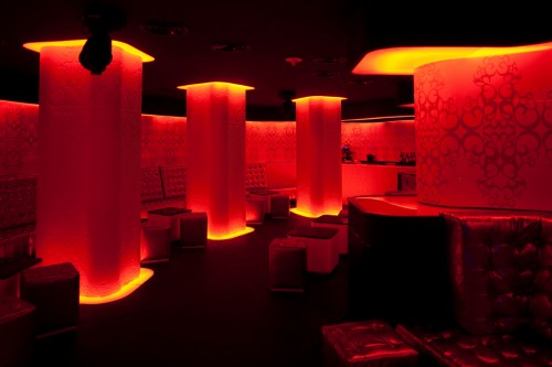 Lucrari de referinta Sistem de iluminare - Club Shade CARALUX - Poza 16