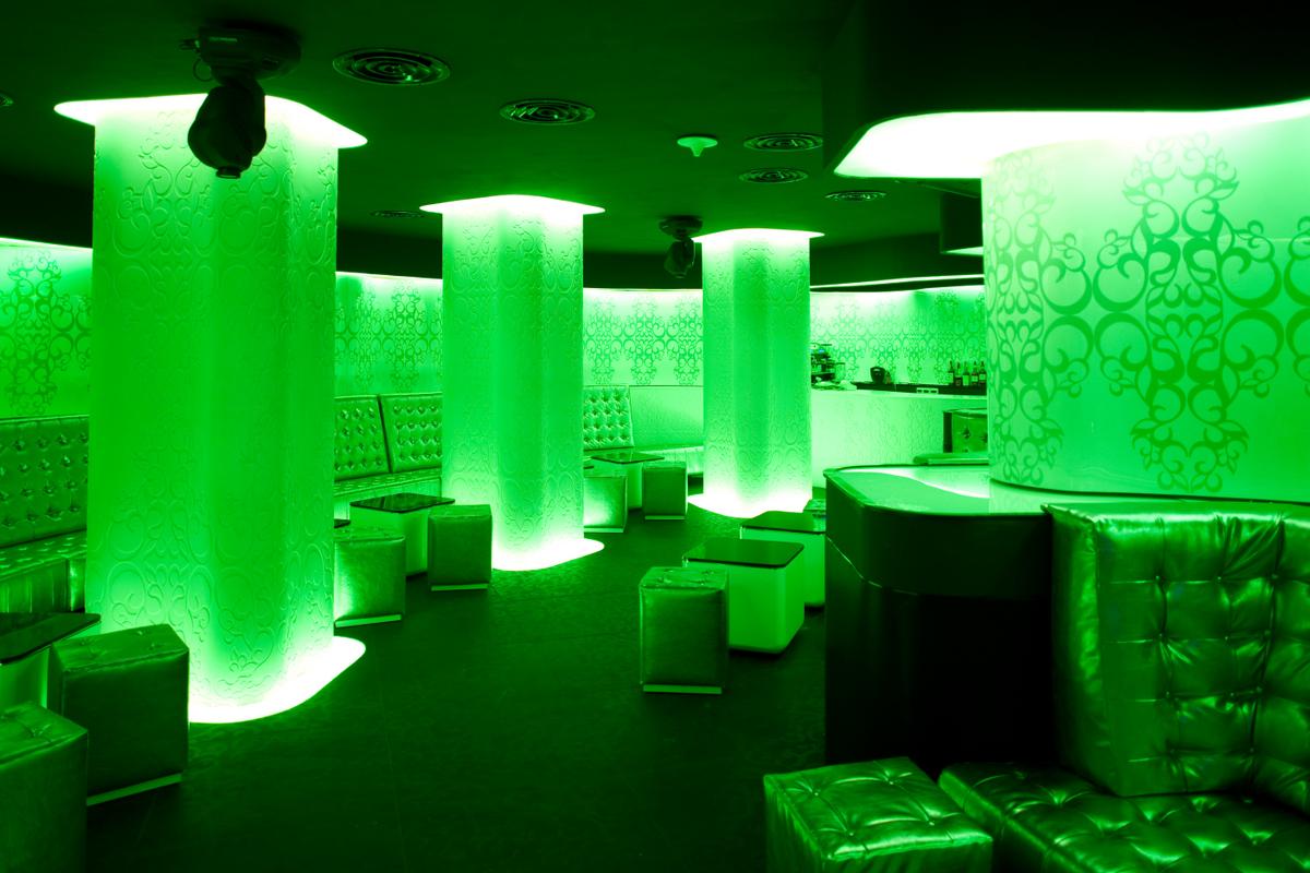 Sistem de iluminare - Club Shade CARALUX - Poza 17