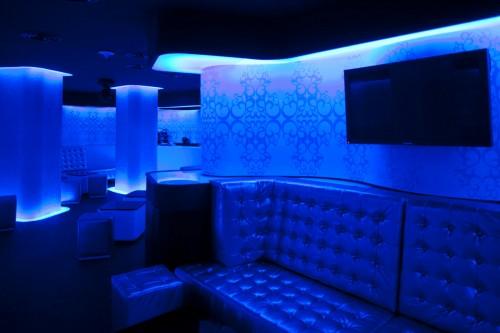 Lucrari de referinta Sistem de iluminare - Club Shade CARALUX - Poza 18