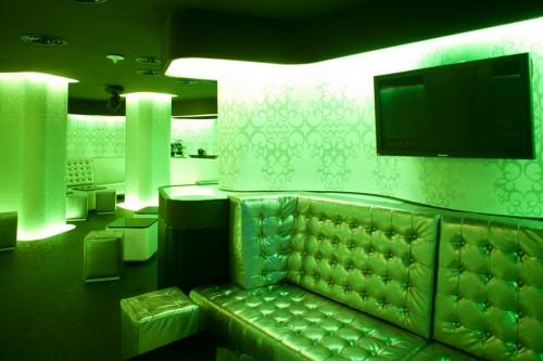 Lucrari de referinta Sistem de iluminare - Club Shade CARALUX - Poza 19