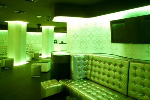 Lucrari de referinta Sistem de iluminare - Club Shade CARALUX - Poza 21
