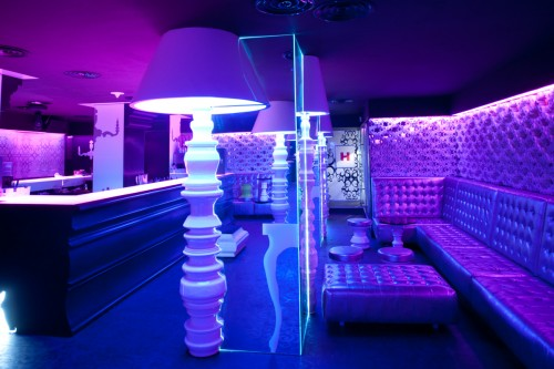 Lucrari de referinta Sistem de iluminare - Club Shade CARALUX - Poza 24