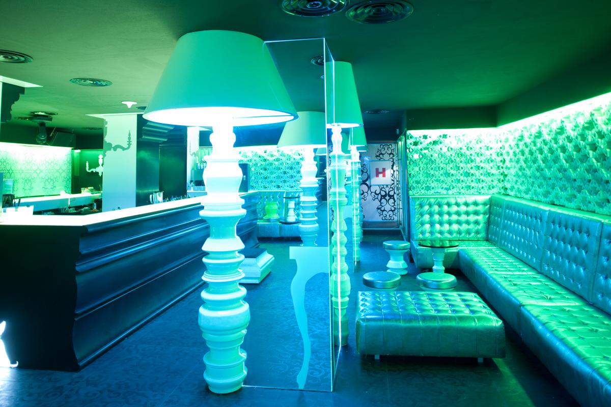 Sistem de iluminare - Club Shade CARALUX - Poza 25