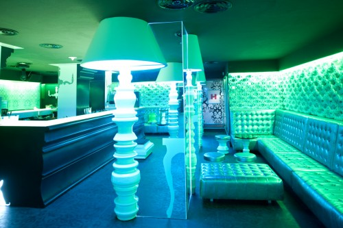 Lucrari de referinta Sistem de iluminare - Club Shade CARALUX - Poza 25