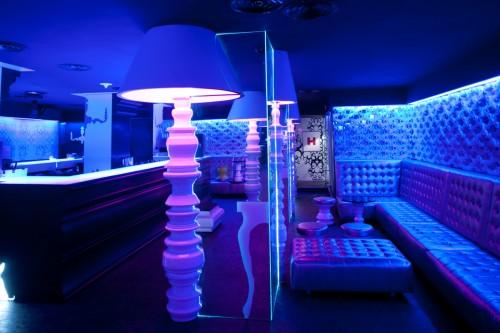 Lucrari de referinta Sistem de iluminare - Club Shade CARALUX - Poza 26