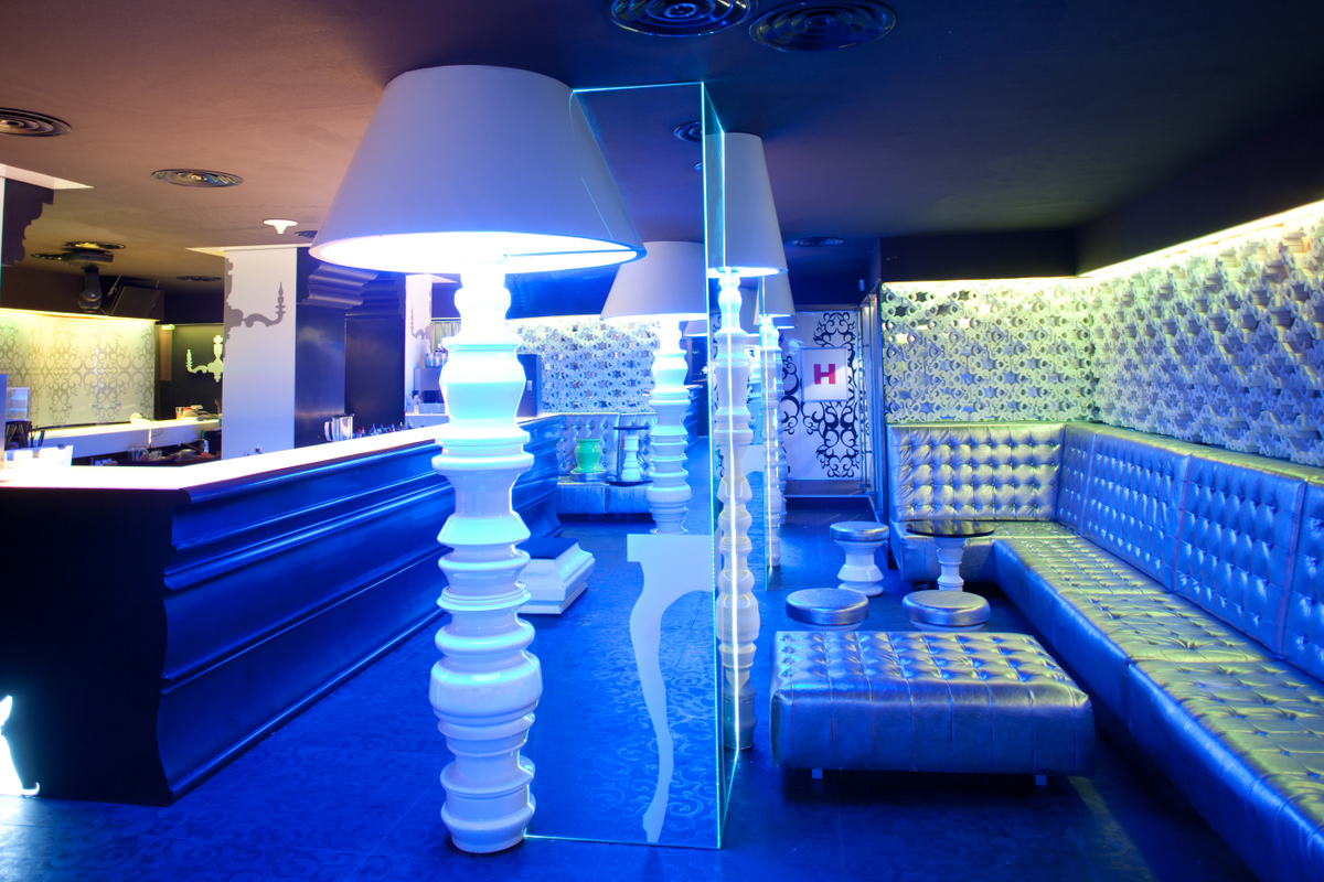 Sistem de iluminare - Club Shade CARALUX - Poza 27