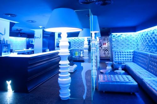 Lucrari de referinta Sistem de iluminare - Club Shade CARALUX - Poza 28