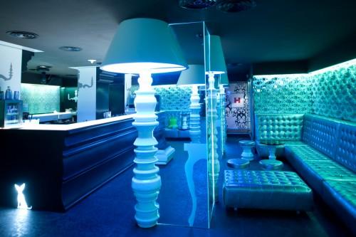 Lucrari de referinta Sistem de iluminare - Club Shade CARALUX - Poza 29
