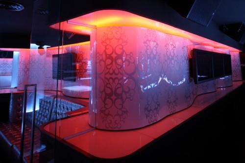 Lucrari de referinta Sistem de iluminare - Club Shade CARALUX - Poza 31