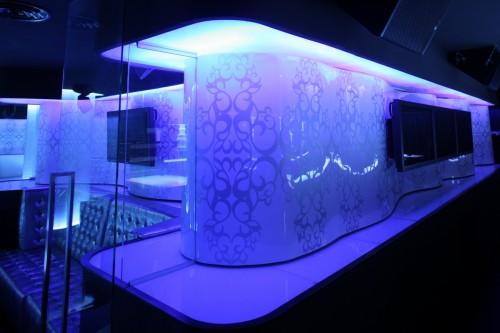 Lucrari de referinta Sistem de iluminare - Club Shade CARALUX - Poza 35