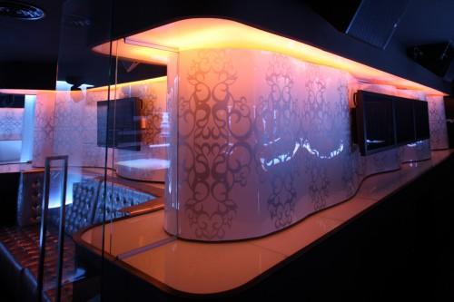 Lucrari de referinta Sistem de iluminare - Club Shade CARALUX - Poza 36