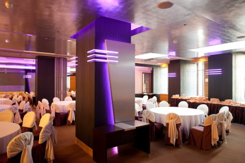 Sistem de iluminare - Hotel Howard Johnson CARALUX - Poza 1