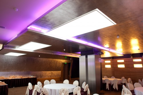 Lucrari de referinta Sistem de iluminare - Hotel Howard Johnson CARALUX - Poza 2