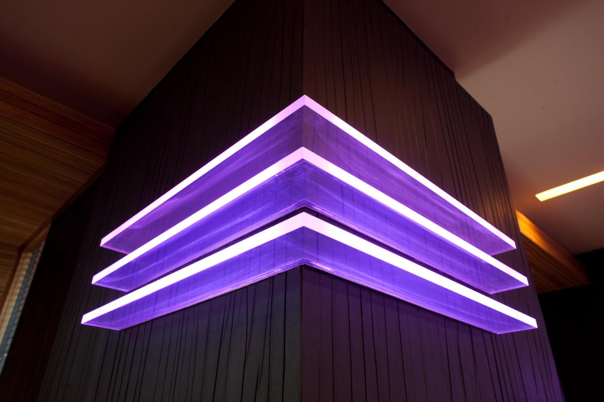 Sistem de iluminare - Hotel Howard Johnson CARALUX - Poza 3