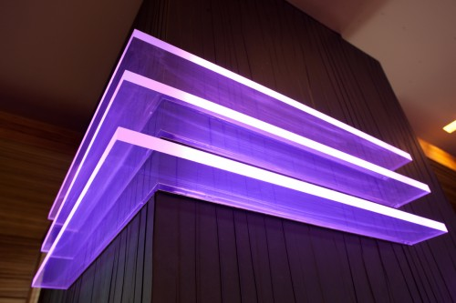 Lucrari de referinta Sistem de iluminare - Hotel Howard Johnson CARALUX - Poza 4