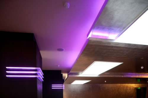 Sistem de iluminare - Hotel Howard Johnson CARALUX - Poza 5