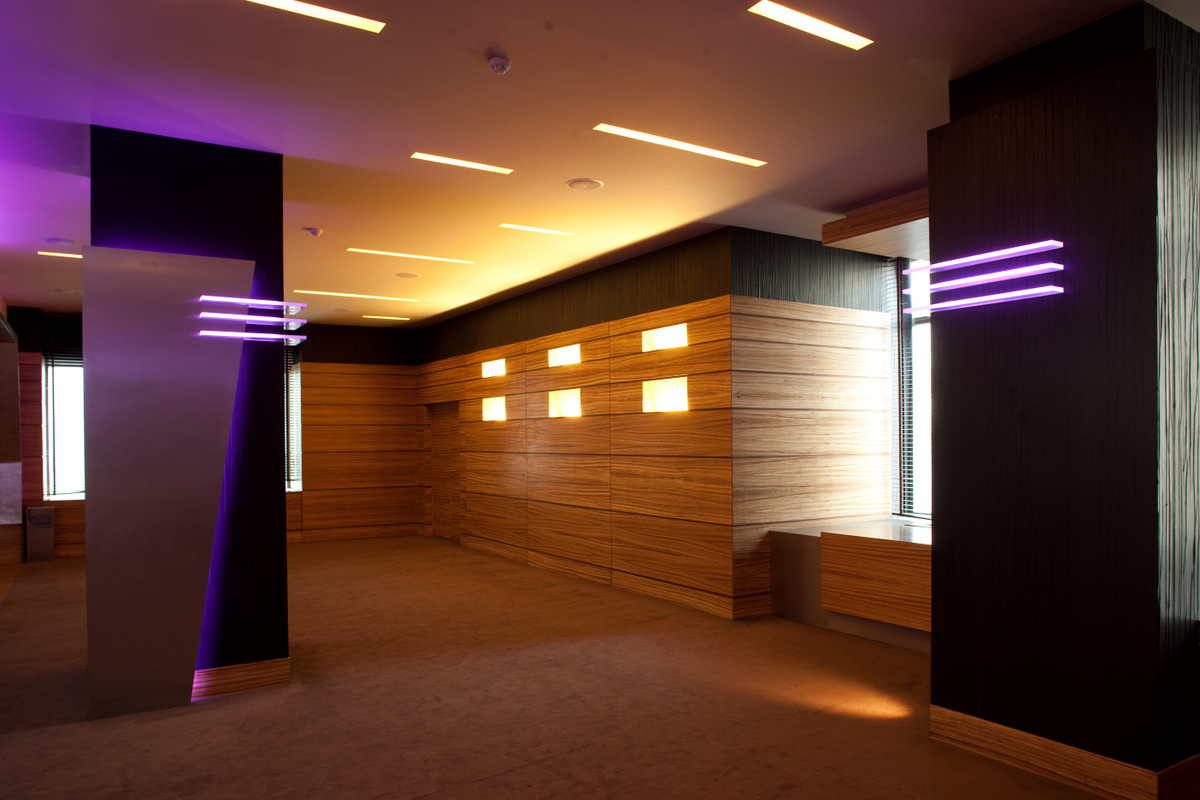 Sistem de iluminare - Hotel Howard Johnson CARALUX - Poza 6
