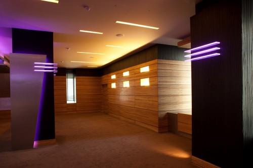 Sistem de iluminare - Hotel Howard Johnson CARALUX - Poza 7