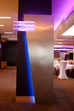 Sistem de iluminare - Hotel Howard Johnson CARALUX - Poza 8