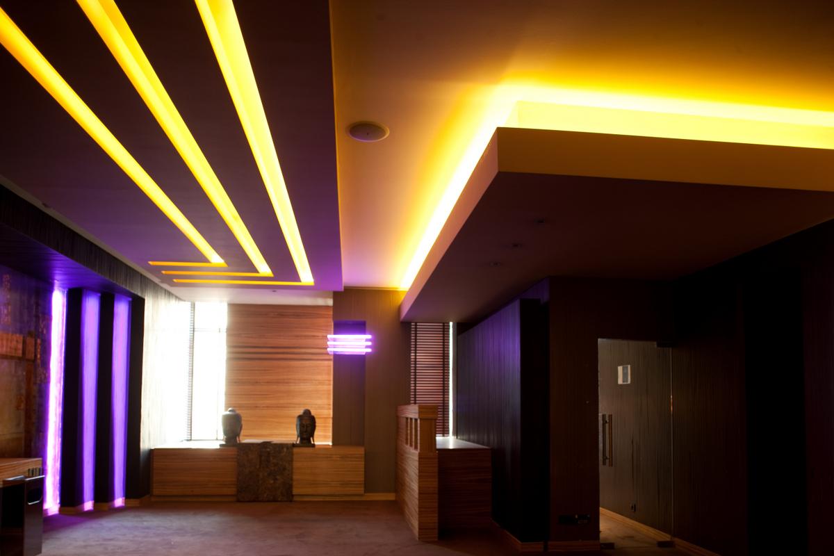 Sistem de iluminare - Hotel Howard Johnson CARALUX - Poza 11