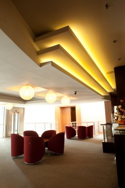 Sistem de iluminare - Hotel Howard Johnson CARALUX - Poza 13