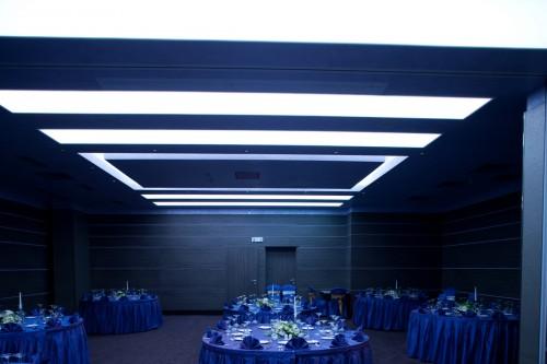Lucrari de referinta  Sistem de iluminare - Hotel Ramada CARALUX - Poza 1