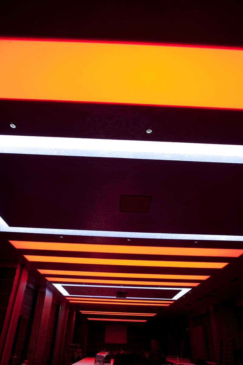 Sistem de iluminare - Hotel Ramada CARALUX - Poza 6