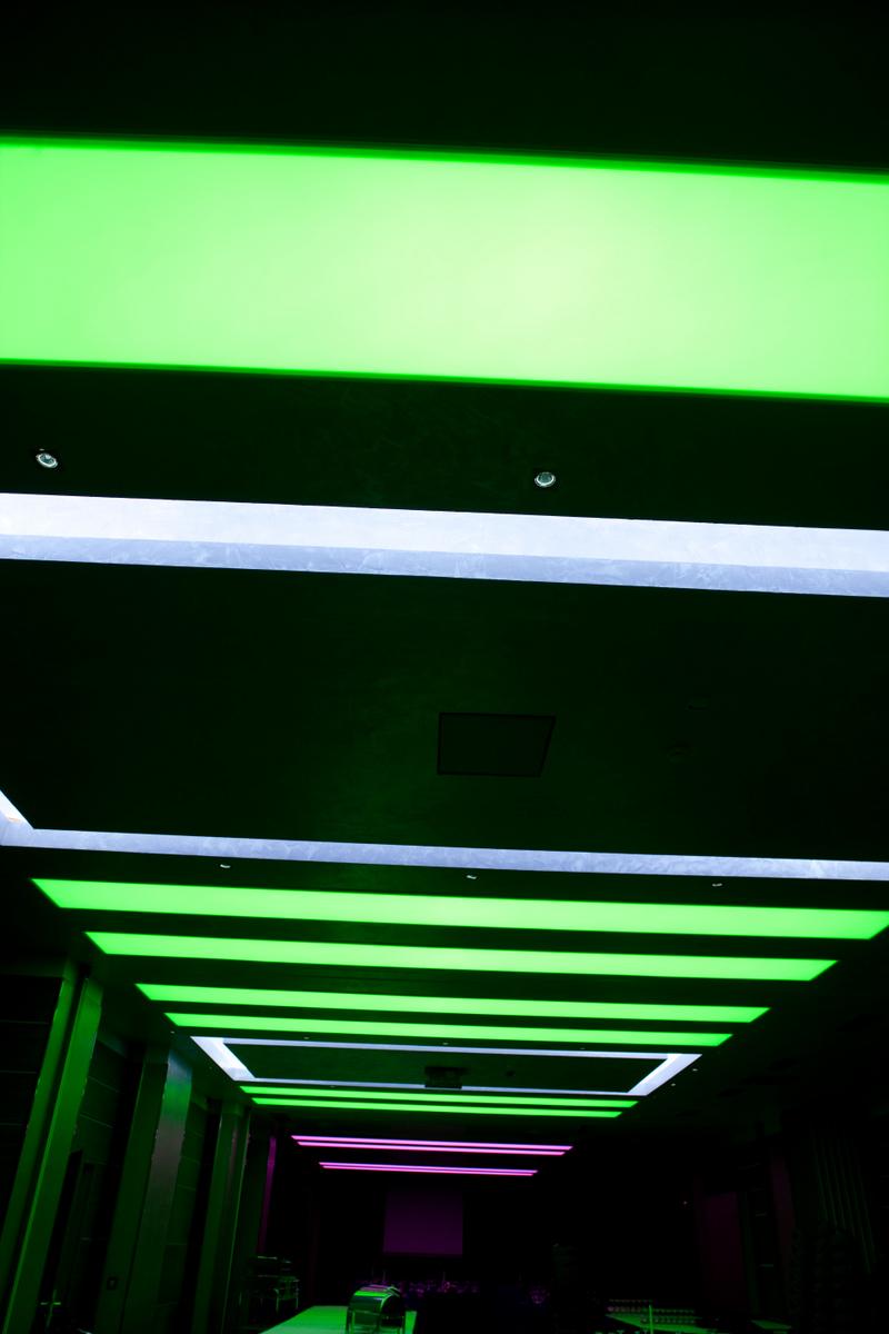 Sistem de iluminare - Hotel Ramada CARALUX - Poza 9