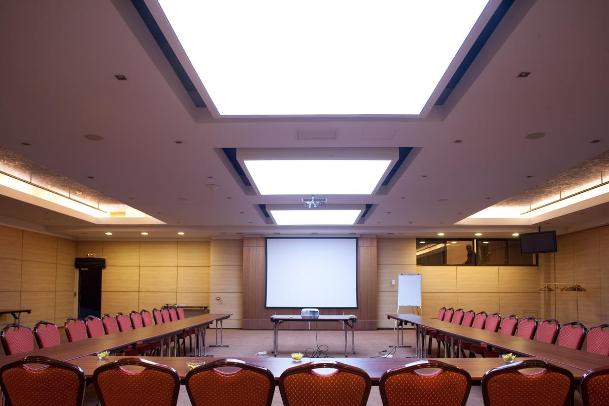 Sistem de iluminare - Hotel Ramada CARALUX - Poza 10