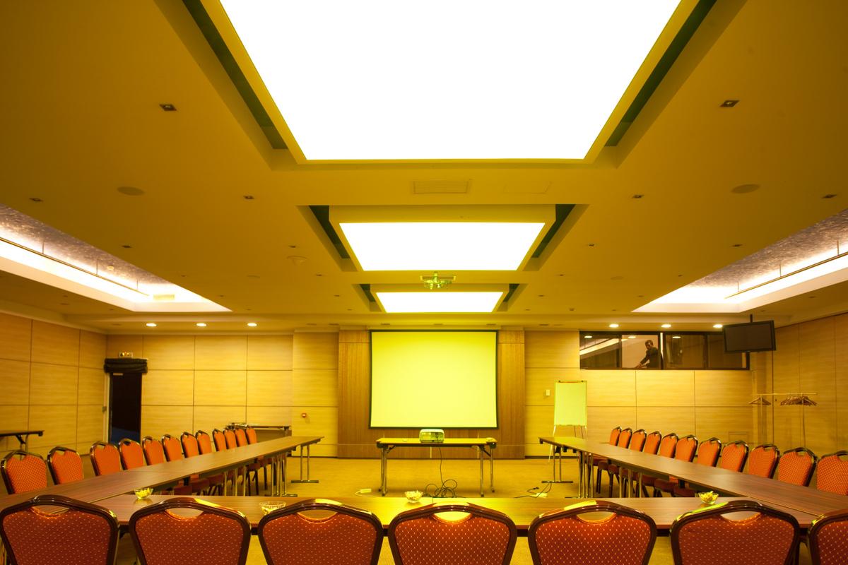 Sistem de iluminare - Hotel Ramada CARALUX - Poza 14