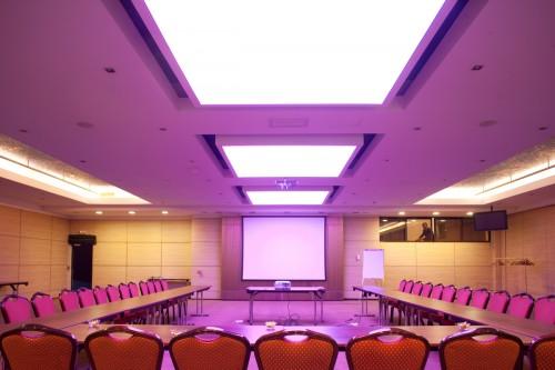 Sistem de iluminare - Hotel Ramada CARALUX - Poza 15
