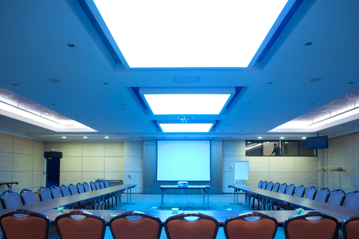 Sistem de iluminare - Hotel Ramada CARALUX - Poza 16