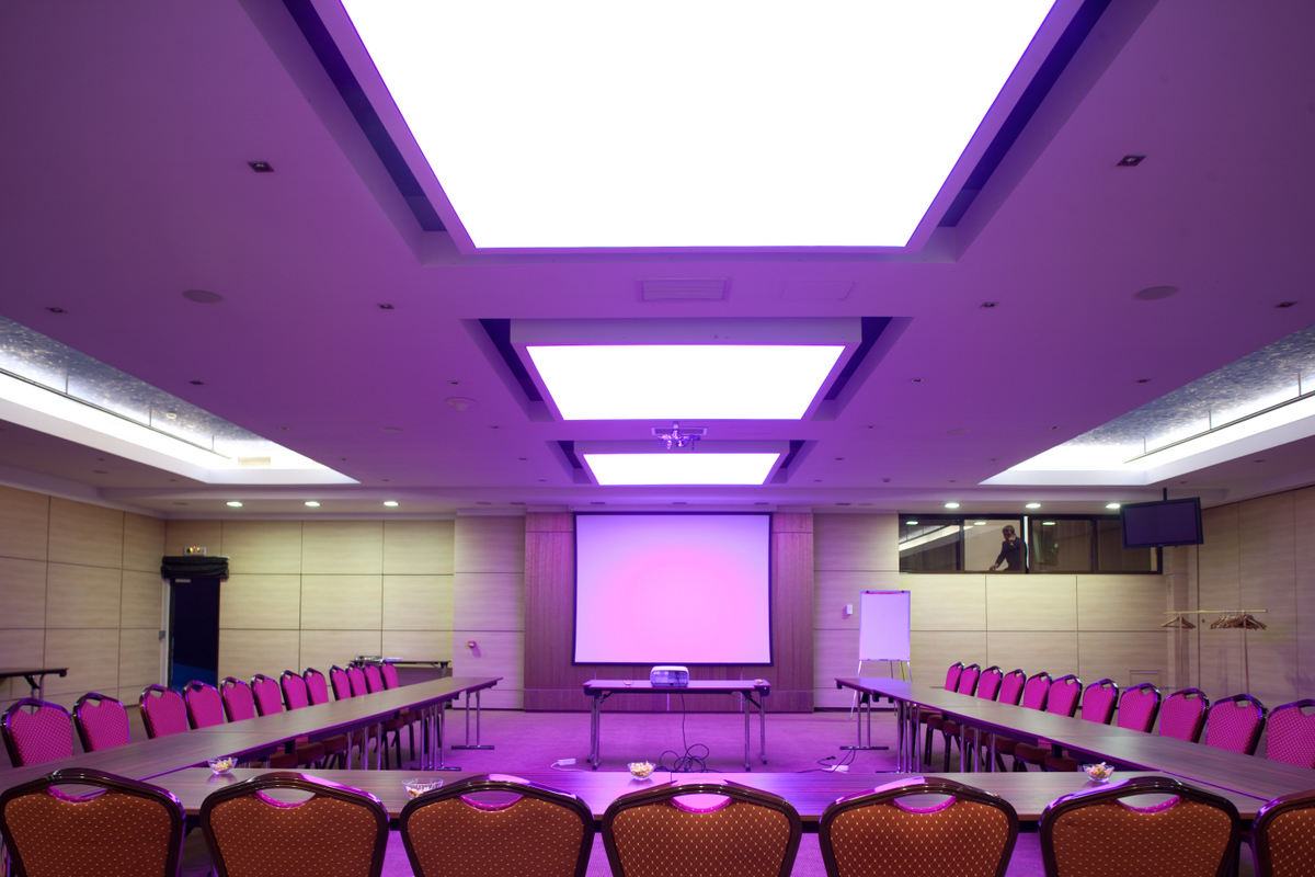 Sistem de iluminare - Hotel Ramada CARALUX - Poza 17