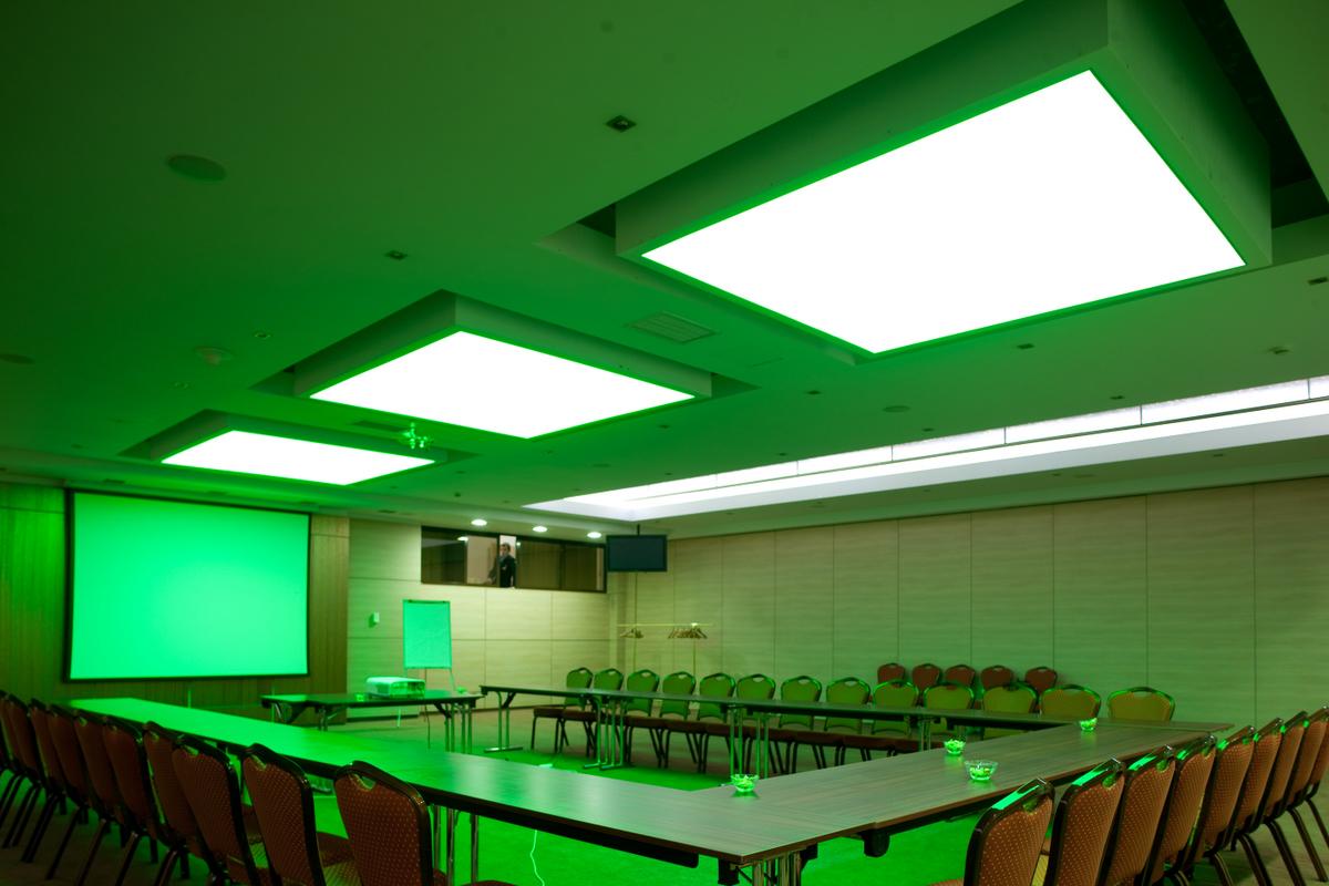 Sistem de iluminare - Hotel Ramada CARALUX - Poza 18