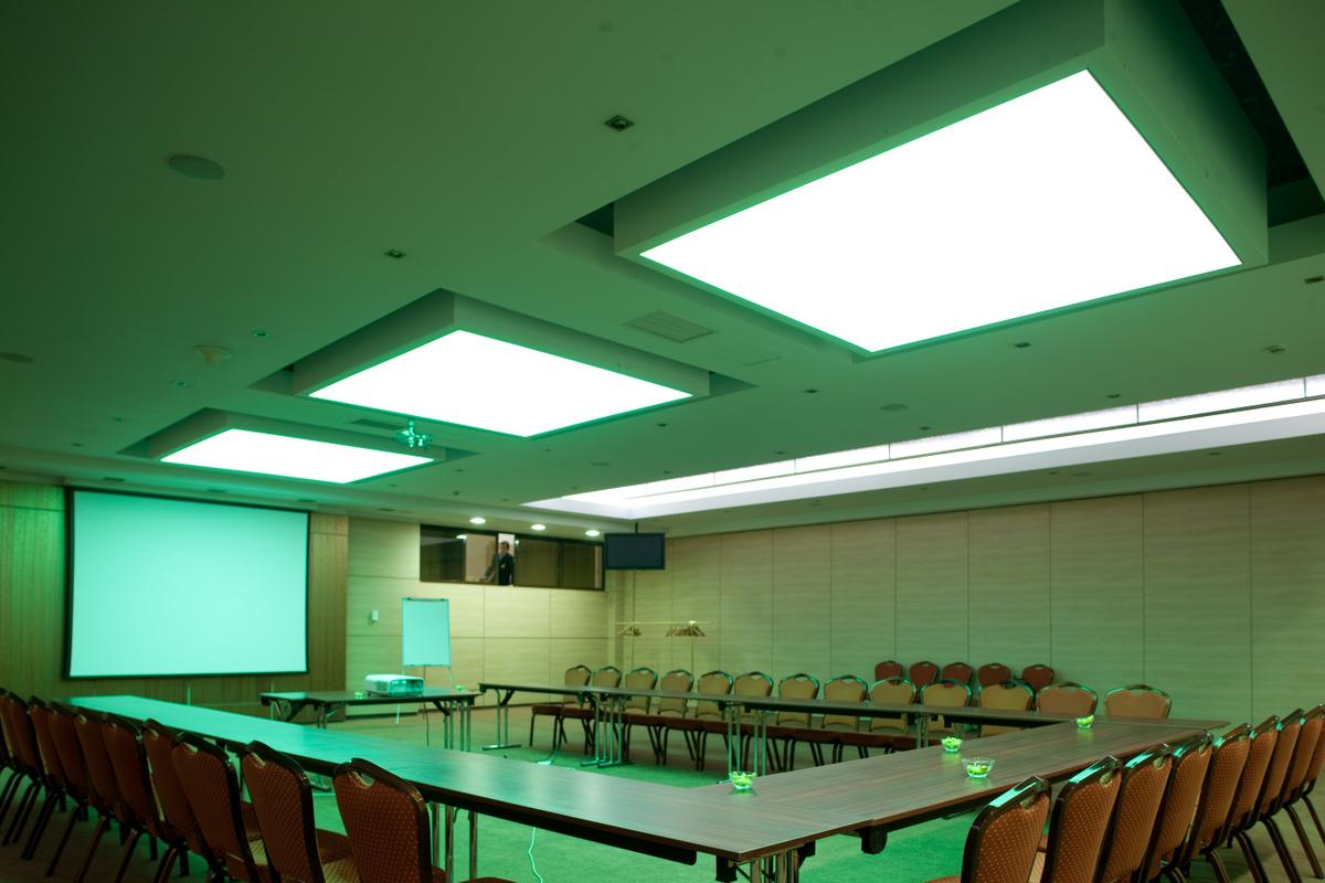 Sistem de iluminare - Hotel Ramada CARALUX - Poza 20
