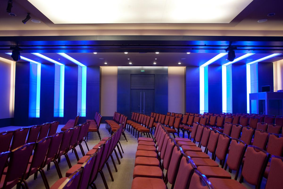 Sistem de iluminare - Hotel Ramada CARALUX - Poza 21