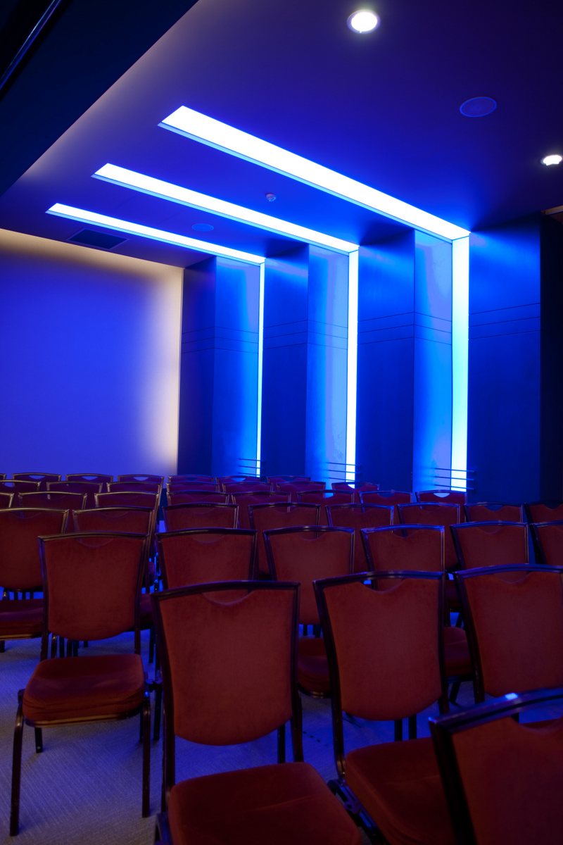 Sistem de iluminare - Hotel Ramada CARALUX - Poza 23