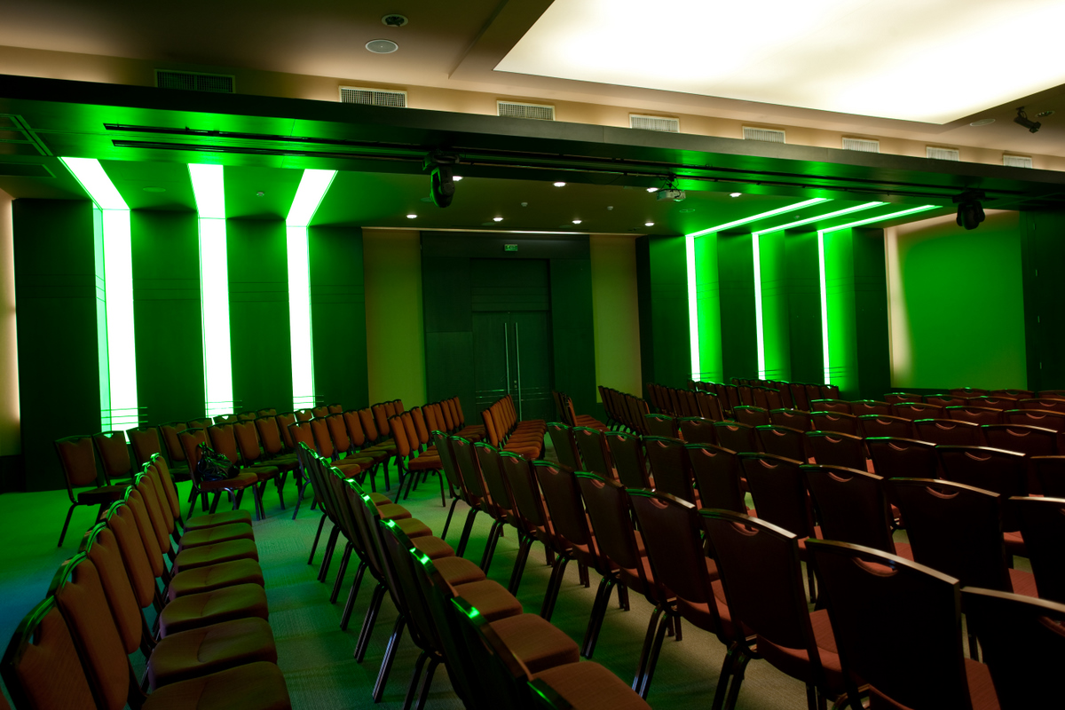 Sistem de iluminare - Hotel Ramada CARALUX - Poza 24