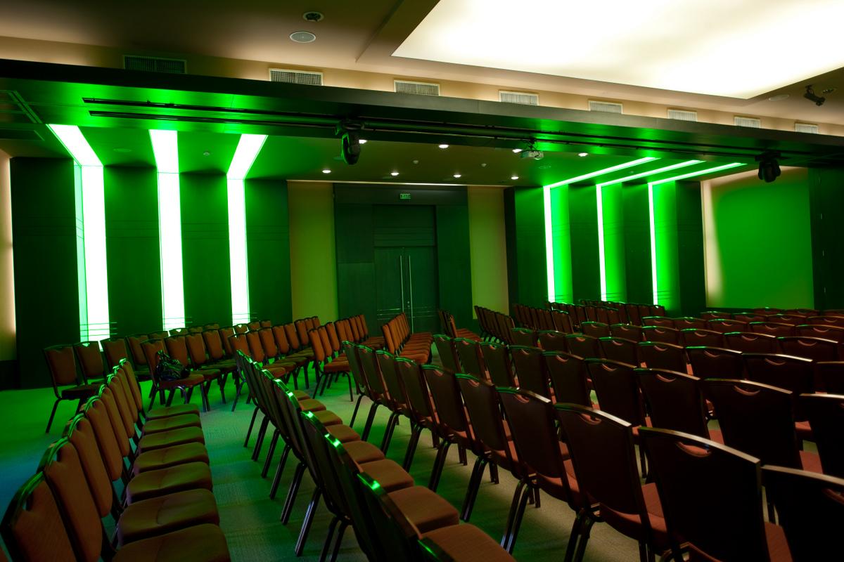 Sistem de iluminare - Hotel Ramada CARALUX - Poza 25