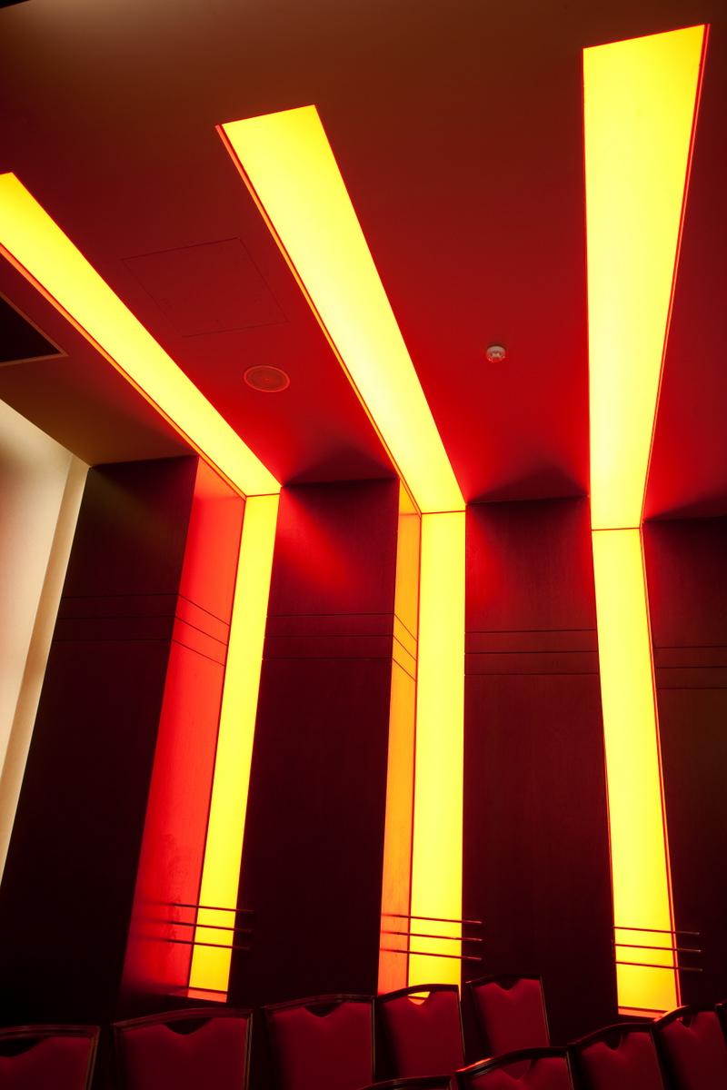 Sistem de iluminare - Hotel Ramada CARALUX - Poza 26