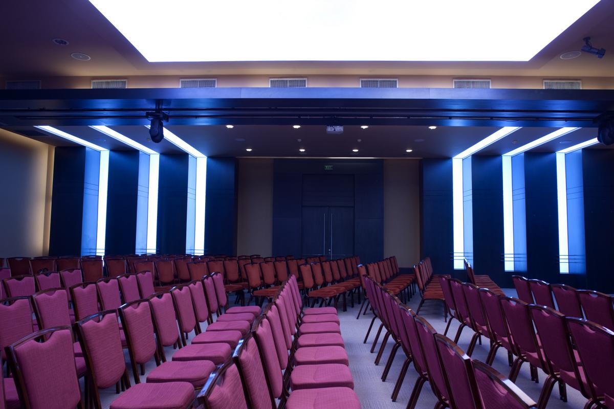 Sistem de iluminare - Hotel Ramada CARALUX - Poza 32
