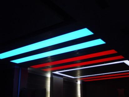 Sistem de iluminare - Hotel Ramada  Sistem de iluminare - Hotel Ramada