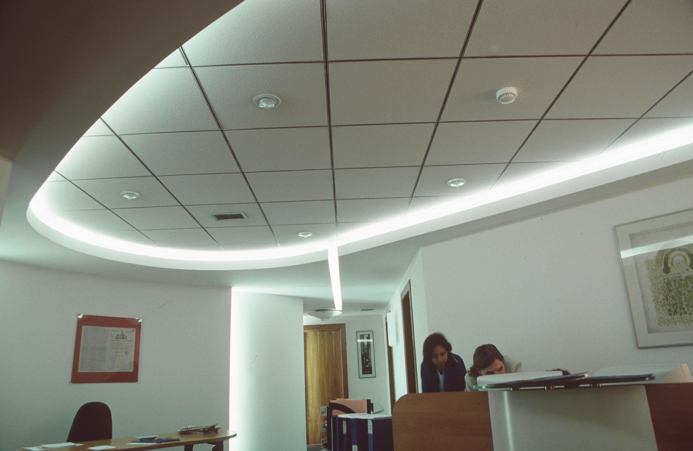 Sistem de iluminare - Sediu Allianz CARALUX - Poza 5