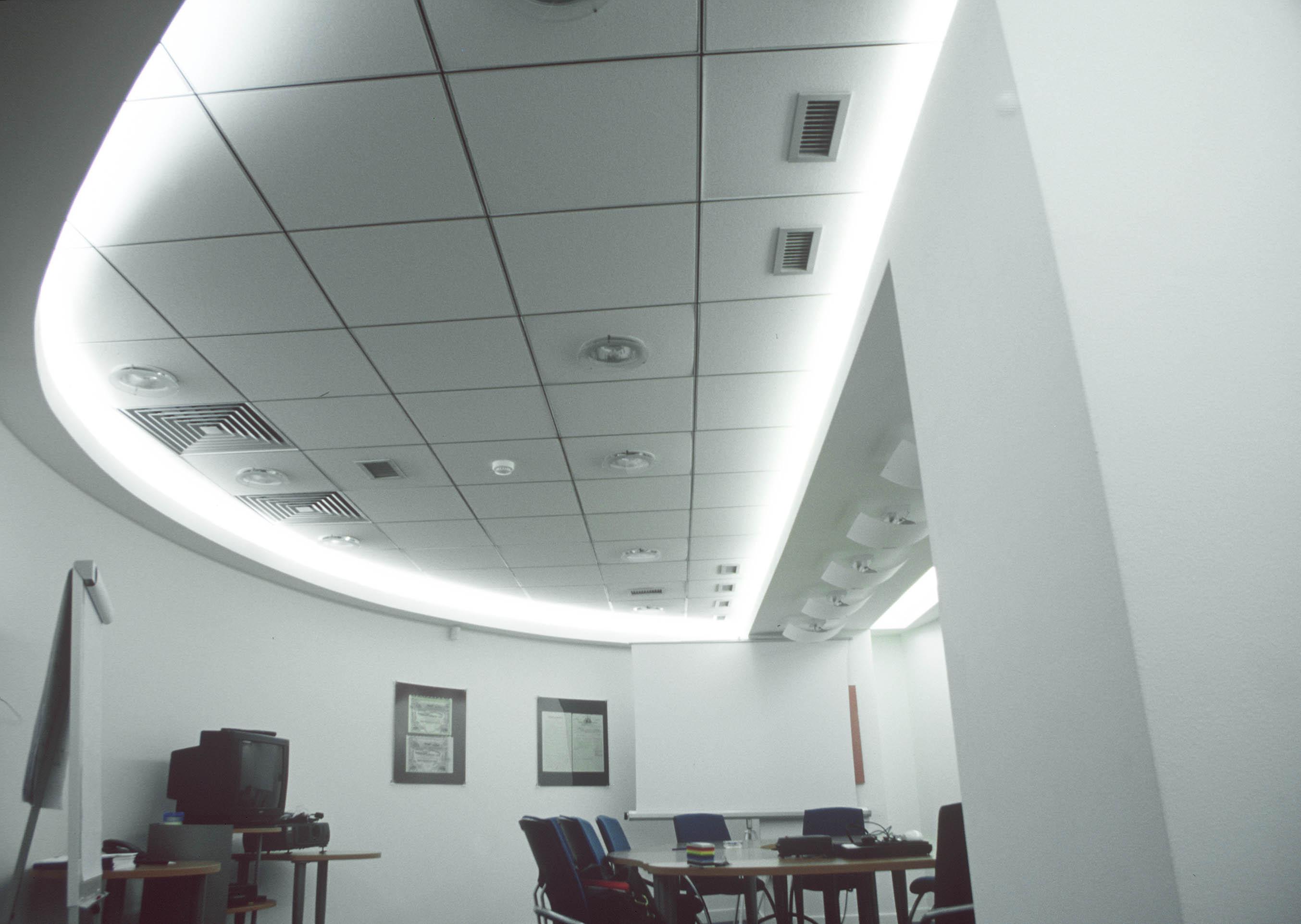 Sistem de iluminare - Sediu Allianz CARALUX - Poza 7