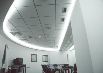 Sistem de iluminare - Sediu Allianz Sistem de iluminare - Sediu Allianz