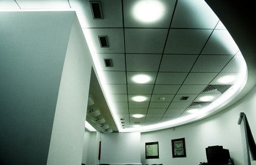 Sistem de iluminare - Sediu Allianz CARALUX - Poza 8