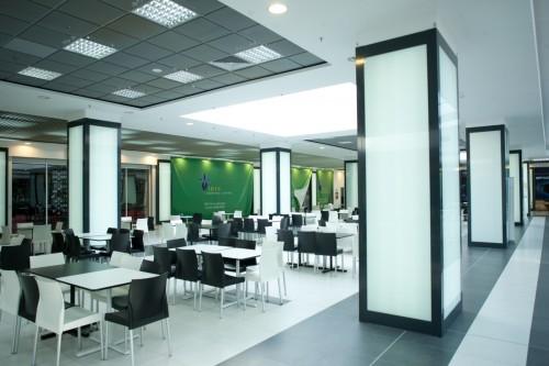 Sistem de iluminare - Stalpi Iris Mall CARALUX - Poza 6