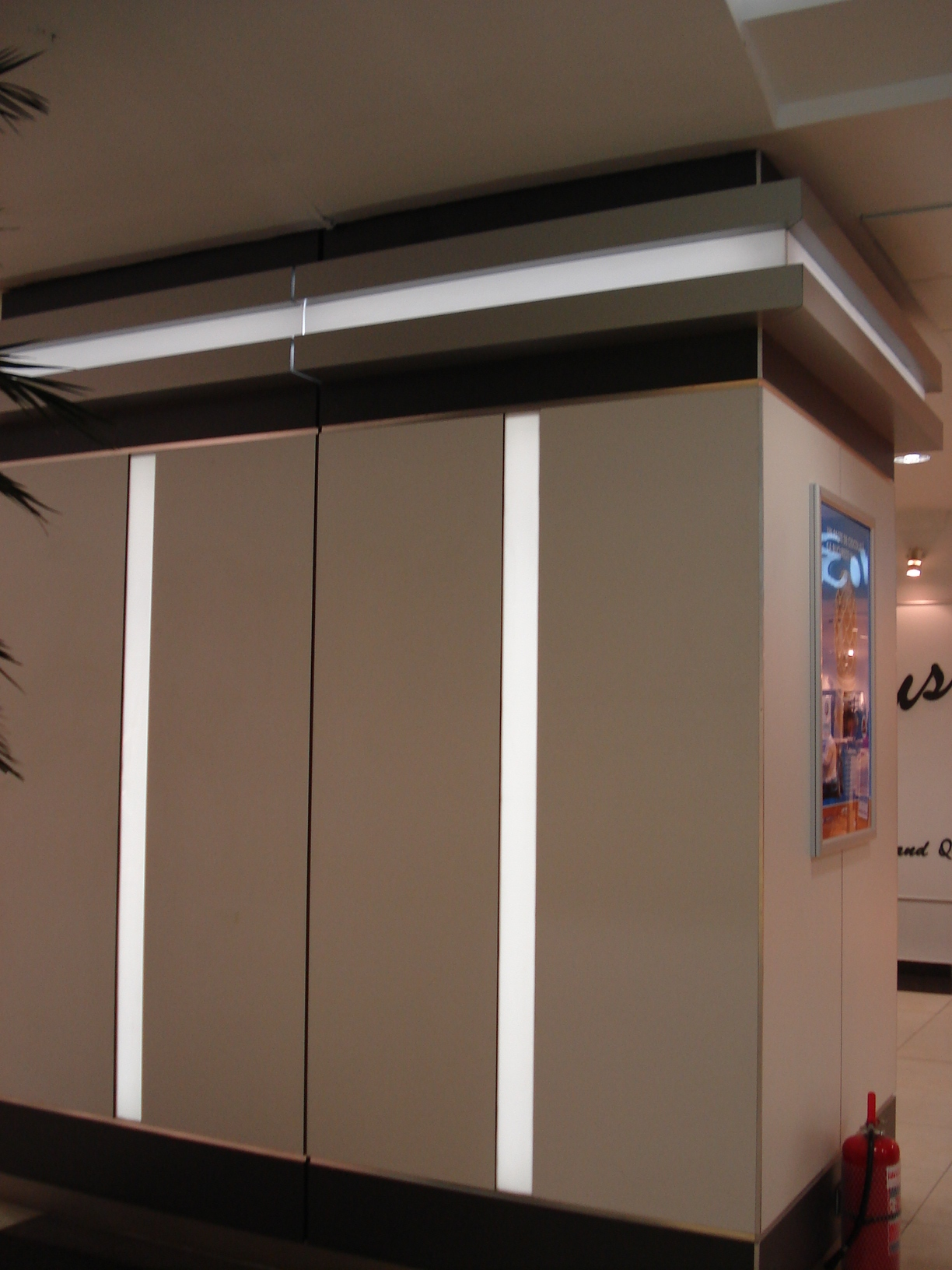 Sistem de iluminare - Stalpi Iris Mall CARALUX - Poza 8