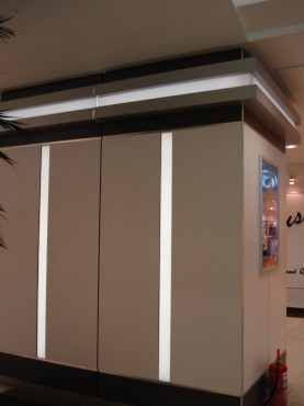 Lucrari de referinta Sistem de iluminare - Stalpi Iris Mall CARALUX - Poza 8
